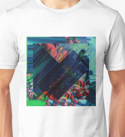 Geometry Glitch n.5 Unisex T-Shirt