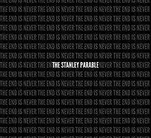 The Stanley Parable by James Hall