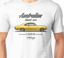 Holden Monaro GTS 350 1969 (yellow) Unisex T-Shirt