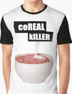 ceREAL kILLER Graphic T-Shirt