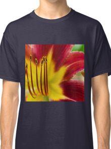 Day Lily (macro) Classic T-Shirt