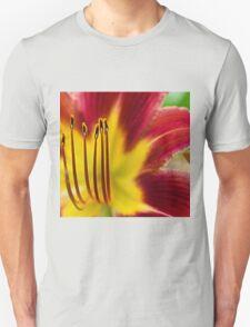 Day Lily (macro) Unisex T-Shirt