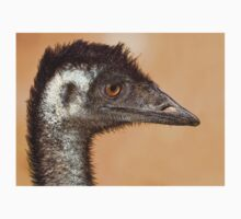 Close encounter with an Emu Kids Clothes