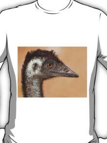 Close encounter with an Emu T-Shirt