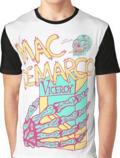 Mac Demarco - The Cramp Graphic T-Shirt