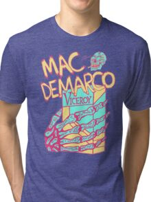 Mac Demarco - The Cramp Tri-blend T-Shirt
