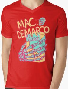 Mac Demarco - The Cramp Mens V-Neck T-Shirt