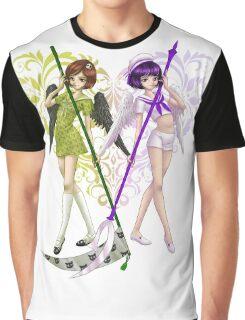 Death|Hotaru Graphic T-Shirt