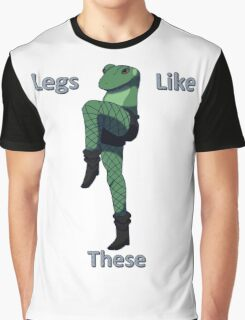 Legs Like These Graphic T-Shirt