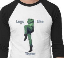Legs Like These Men's Baseball ¾ T-Shirt