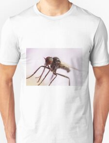 Insect Extreme Macro Fly With Pollen Unisex T-Shirt