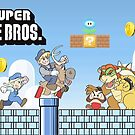 Super Ice Bros by comickergirl