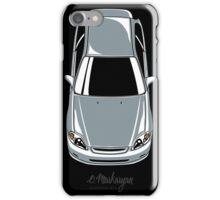 Honda Civic EK (grey) iPhone Case/Skin