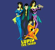 Lupin The Third Unisex T-Shirt