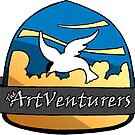 The ArtVenturers - Logo by RiverbyNight