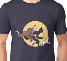 Tintin & Snowy Unisex T-Shirt