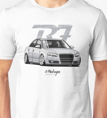 Audi A4 B7 (grey) Unisex T-Shirt