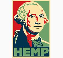 Hemp George Washington Unisex T-Shirt