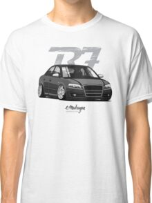 Audi A4 B7 (black) Classic T-Shirt