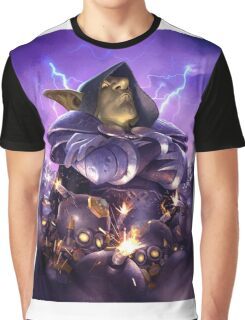Dr.Boom-Hearthstone Graphic T-Shirt