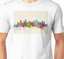 Vancouver Canada Skyline Unisex T-Shirt