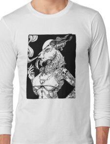 Goat Girl Long Sleeve T-Shirt