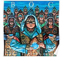 BLUE OYSTER CULT - COVER TREND Poster