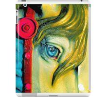 Horse of the Carousel iPad Case/Skin