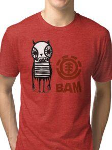 Bam Margera Tri-blend T-Shirt