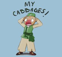 MY CABBAGES! by artxee