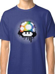 Rainbow Mushroom Classic T-Shirt