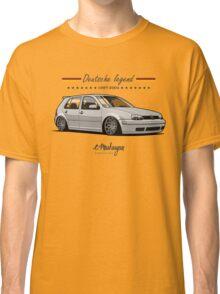 VW Golf MKIV (grey) Classic T-Shirt
