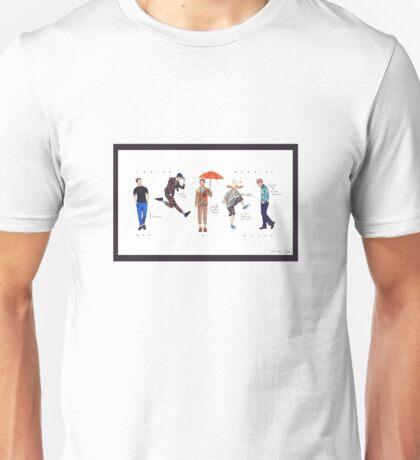 Man o Style Unisex T-Shirt