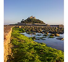 St Michaels Mount Cornwall Photographic Print
