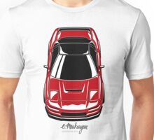 Honda NSX (red) Unisex T-Shirt