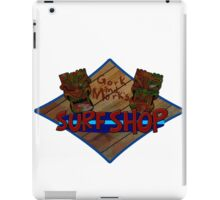 Gork and Mork's Surf Shop (Warhammer 40k) iPad Case/Skin