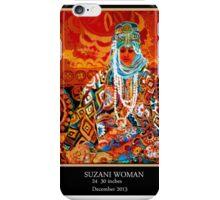 Ethnic woman iPhone Case/Skin