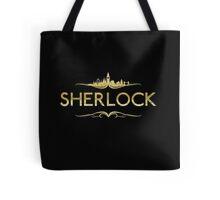 golden sherlock Tote Bag