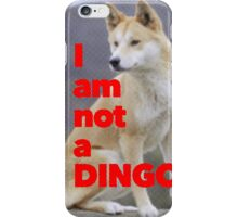 Tom Wheeler is a Dingo iPhone Case/Skin