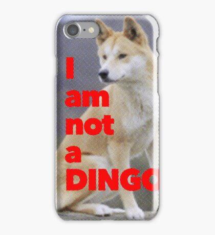 Tom Wheeler is a Dingo iPhone Case/Skin