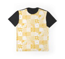 TILES [ yellow & white ] Graphic T-Shirt