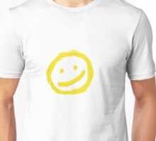 smiley face Unisex T-Shirt
