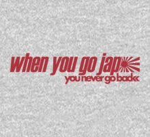 When you go JAP You never go back (7) by PlanDesigner