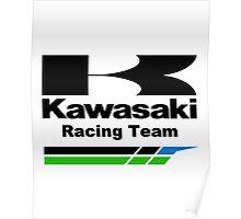 Kawasaki Green Team Poster
