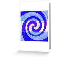 0140 Abstract Thought Greeting Card