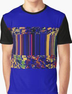 Geometry Glitch n.6 Graphic T-Shirt