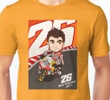 Dani Pedrosa best rider Honda Unisex T-Shirt