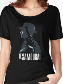 Le Samourai - Alain Delon Women's Relaxed Fit T-Shirt