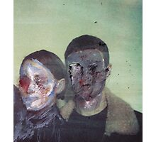 Disfigure Faces 01 Photographic Print