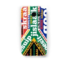 South African slang and colloquialisms  Samsung Galaxy Case/Skin